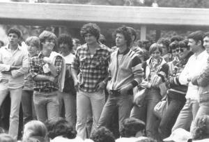 Student activists, Katz and Hanegbi